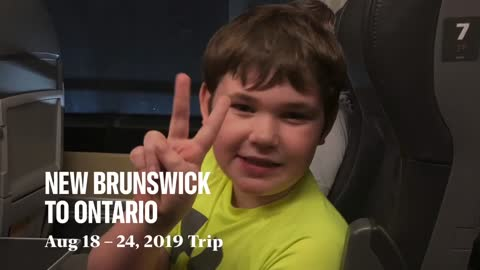 Newbrunswick to Ontario
