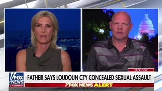 Scott Smith, father who says Loudoun County School Board covered up his daughter's sexual assault by a boy in a skirt, speaks out.
