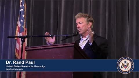 Dr. Rand Paul Visits Maysville, Kentucky