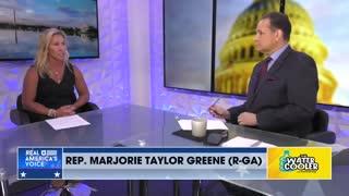 Rep. Marjorie Taylor Greene R(GA)
