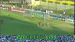 Video: Vea los goles de Colombia - Chile por Copa América de los últimos 40 años