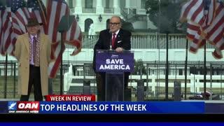 Top headlines of the week
