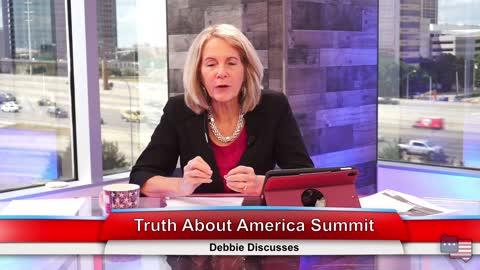 America, Can We Talk? with Debbie Georgatos - Recall Vote; Dr. Angelina Farella; Summit 9/15/21
