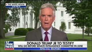 Donald Trump Jr. to testify before Senate Committee