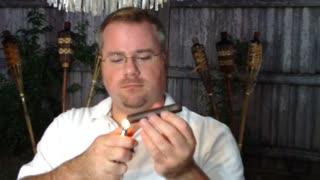 Camacho Triple Maduro Robusto cigar review