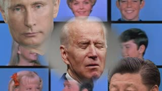 The Biden Bunch - With Putin and Joe !!!