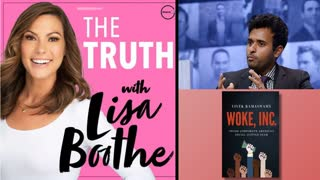 The Truth with Lisa Boothe – Episode 10: Critical Race Theory with Vivek Ramaswamy