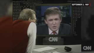 Trump Speaks Out Against Foreign Aid 33 Years Ago