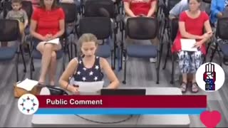 9Year Old NUKES School Board For Pushing Radical Agenda In Schools !