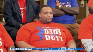 Dads On Duty Become HEROES At Louisiana School