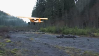 Short Field Planes (STOL), Life
