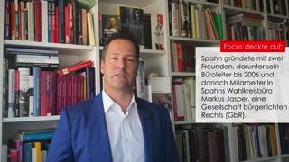 Zerstörung von Jens Spahn Lobbyist Jetzt auch Spekulant Der Bilderberger mit Persilschein