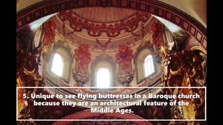 Unusual Flying Buttresses - Santa Rosa de Viterbo