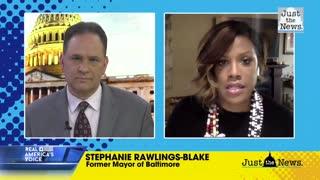 Former Mayor of Baltimore, Stephanie Rawlings- Blake said there was no election fraud