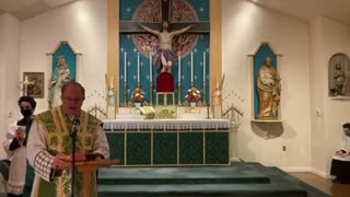 The Traditional Latin Mass: 3rd Sunday after Epiphany   Jan. 24, 2021