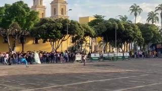 Disturbios en el Palacio de Justicia Bucaramaga