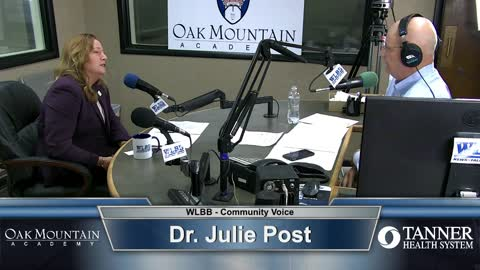 Community Voice 8/16/21 - Dr. Julie Post