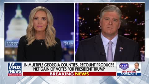 McEnany: Wis. officials trying to change recount laws 'as we speak'