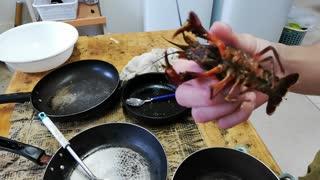 land lobster