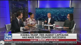 Steve Hilton defends Ivanka Trump
