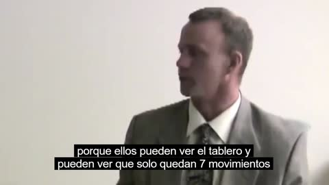 Bill Wood: 7 moves left (2012) - With Spanish Subtitles