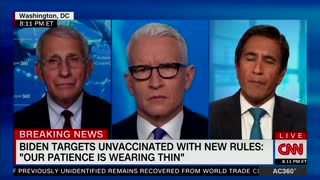 Fauci On Vaccine Requirements For Previously Infected