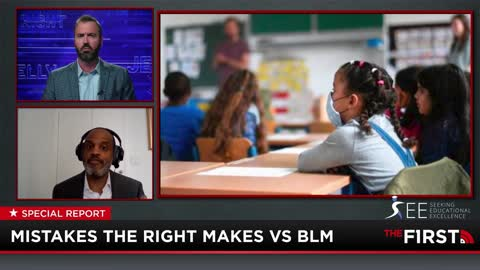 Charles Love Talks About BLM with Jesse Kelly