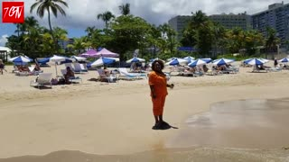 Oceans Breeze restaurant San Juan Puerto Rico Review