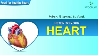 Foods For Healthy Heart Tips