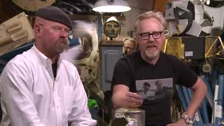 MythBusters: Toilet Bomb Aftershow