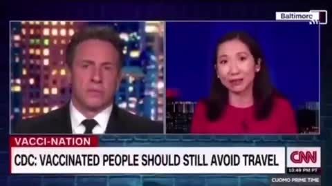 CNN Guest: Keep Lockdowns in Place to Incentivize Vaccinations