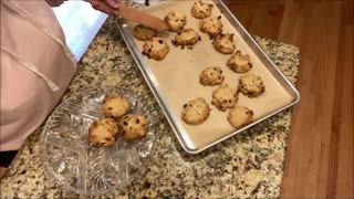 French Butter and Cashews Cookies