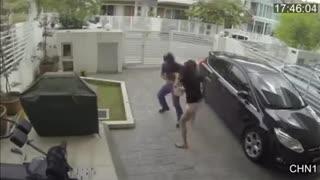 When it's not burglar's day 😄