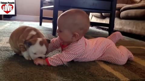 Funny cute baby videos compilation 2021