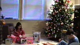 Christmas Morning 1998 - 2002