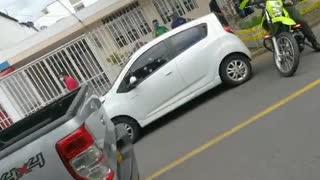 Sicarios atentaron contra un hombre en el barrio Provenza en Bucaramanga
