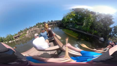 Davy Crockett Explorer Canoes 360