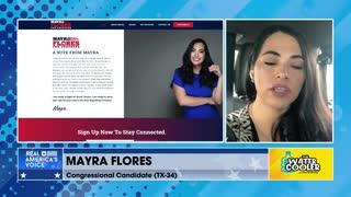 Mayra Flores: Joe Biden created the Border Crisis