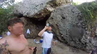 Tackle and Liquor Puerto Rican Style
