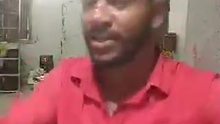 MAIKEL OSBORNO GOLPEADO POR LA POLICIA CUBANA