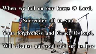 Rising Faith - We Fall On Our Knees