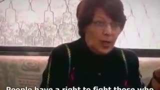 First female flight hijacker