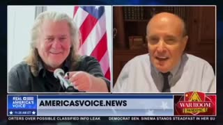 Must watch War room! With Steve Bannon! Sometimes even he slips up! LOL