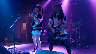 Bandmaid - Don`t Be Long Live in Dallas 2019
