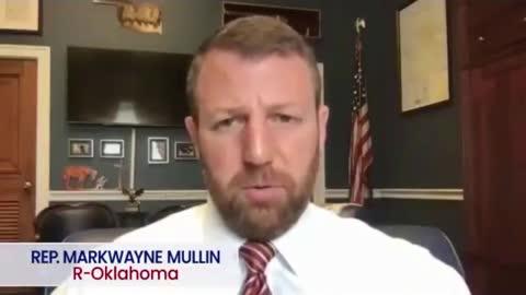 Rep. Mullin [R] Gave Ashli's Murderer A Hug?