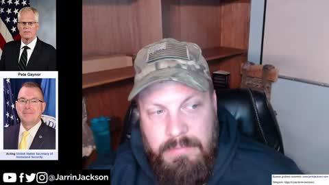 Jarrin Jackson - Post-Trump world? 1-20-2021