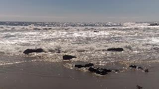 California North Pacific ocean