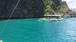 Island boat trip 2020