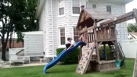Playground Races!