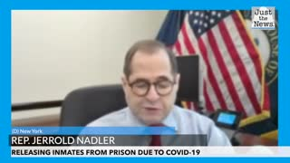 Nadler on Releasing inmates from prison due to COVID-19